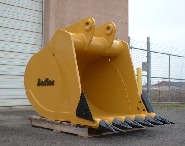Bodine Mfg. Quality Excavator Attachments